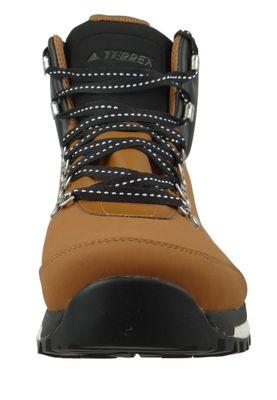 adidas TERREX Pathmaker CP G26457 Herren Winterstiefel Boots Core Black Braun – Bild 5