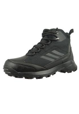 adidas TERREX HERON MID CW CP AC7841 Herren Winterstiefel Boots core black/core black/grey four F17 Schwarz – Bild 1