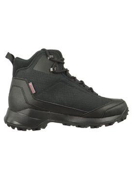 adidas TERREX HERON MID CW CP AC7841 Herren Winterstiefel Boots core black/core black/grey four F17 Schwarz – Bild 4