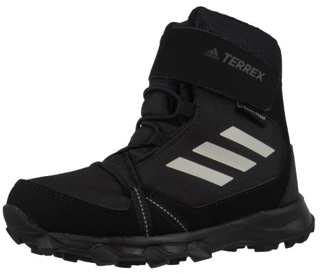 adidas TERREX SNOW CF CP CW K Kinder S80885 Winter Wandern core black/chalk white/grey four F17 Schwarz – Bild 1