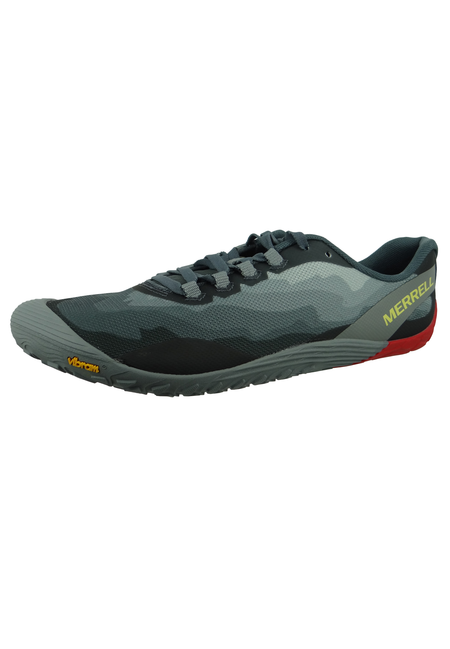 4 Trail Running Run Barefoot Herren Monument Vapor Glove Merrell J50403 Grau 0ONn8PwkX