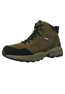 Merrell Forestbound Mid WTPF J77297 Men's Hiking Shoe Black Black – Bild 1