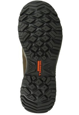 Merrell Forestbound Mid WTPF J77297 Men's Hiking Shoe Black Black – Bild 6