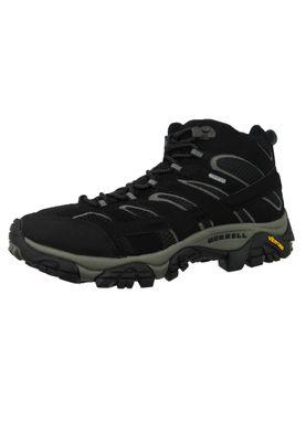 Merrell Moab 2 GTX J06037 Men's Hiking Shoe Black Black – Bild 2