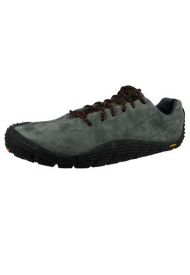 Merrell Move Glove Suede J16771 Herren Granite Grau Trail Running Barefoot Run – Bild 2