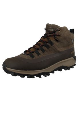 Merrell Thermo Snowdrift Mid Shell Waterproof J19273 Herren Winter Wanderschuh Earth Braun – Bild 2