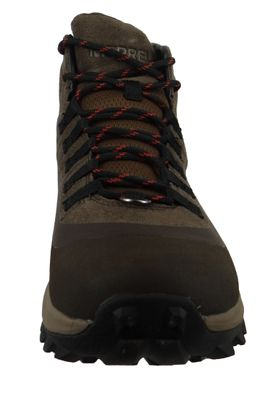 Merrell Thermo Snowdrift Mid Shell Waterproof J19273 Herren Winter Wanderschuh Earth Braun – Bild 3