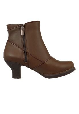 Art Damen Leder Stiefelette Ankle Boot Harlem Brown Braun 0945 – Bild 5