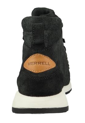 Merrell Forestbound Mid WTPF J77297 Men's Hiking Shoe Black Black – Bild 4
