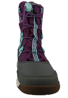 Merrell Snow Crush Waterproof MK159174 Kids Kinderstiefel Purple Turquiose Lila – Bild 4
