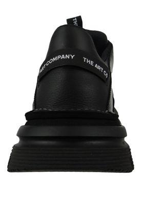 Art Damen Leder Sneaker CORE1 Black Schwarz 1651 – Bild 3