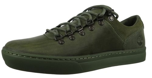 Timberland A10VW Men's Blackout Nubuck Black Adventure 2.0 Cupsole Alpine Oxford Sneaker – Bild 1