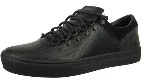 Timberland A26SE Adventure 2.0 Cupsole Alpine Oxford Herren Leder Sneaker Black Full-Grain Schwarz – Bild 1
