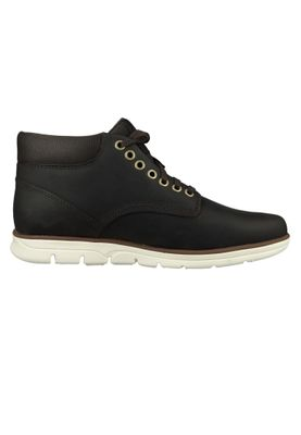 Timberland Mens Lace Up Bradstreet Chukka Boots Brown Nubuck Potting Soil CA1TUZ – Bild 4