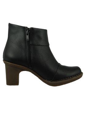 El Naturalista Shoes Women's Ankle Boots N5460 Angkor Black Black – Bild 4