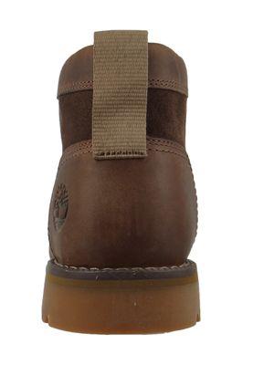Timberland Mens Lace Up Larchmont Chukka Boots Brown Brown CA13HD – Bild 6