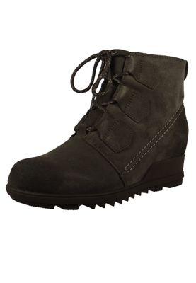 Sorel Explorer 1964 NL3041-010 Women's Winter Ankle Boot Black Sea Salt Black – Bild 1