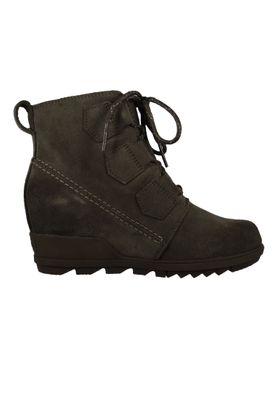 Sorel Explorer 1964 NL3041-010 Women's Winter Ankle Boot Black Sea Salt Black – Bild 4