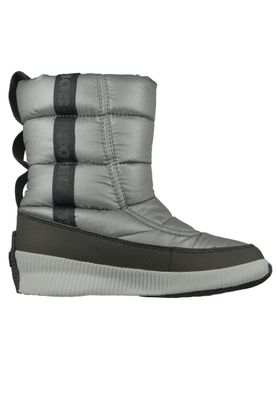 Sorel Damen Winterstiefel Out´n About Puffy Mid Pure Silver Silber NL3395-034 – Bild 4