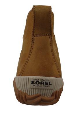 Sorel Damen Leder Stiefelette Out´n About Plus Elk Braun NL3069-286 – Bild 4