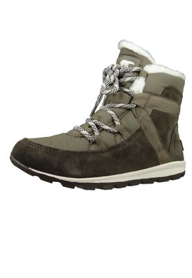 Sorel Explorer Carnival NL3040-010 Women's Winter Boot Boot Lined Black Sea Salt Black – Bild 1