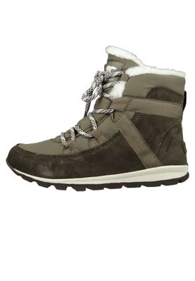 Sorel Explorer Carnival NL3040-010 Women's Winter Boot Boot Lined Black Sea Salt Black – Bild 2