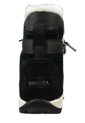 Sorel Explorer Carnival NL3040-010 Women's Winter Boot Boot Lined Black Sea Salt Black – Bild 3