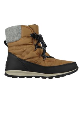 Sorel Damen Winterstiefel Boot Whitney Short Lace Elk Braun NL3432-286 – Bild 4