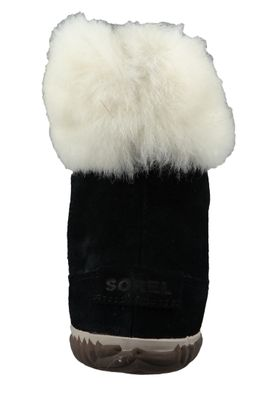 Sorel Damen Winterstiefel Boot Out´n About Bootie Black Schwarz NL3073-011 – Bild 3