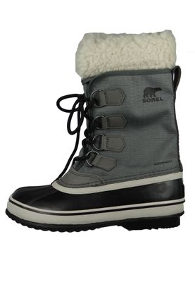 Sorel Damen Winterstiefel Boot Winter Carnival Quarry Black Grau NL3483-052 – Bild 2