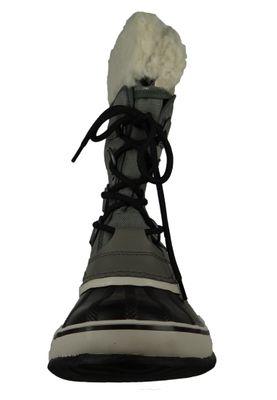 Sorel Damen Winterstiefel Boot Winter Carnival Quarry Black Grau NL3483-052 – Bild 4