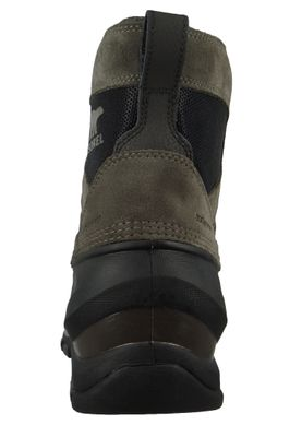 Sorel Herren Winterstiefel Buxton Lace Major Black Schwarz NM2737-245 – Bild 5