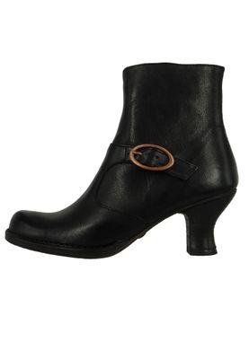 Neosens Damen Leder Stiefelette Ankle Boot Rococo Black Schwarz S-649 – Bild 2