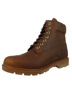Timberland Mens Lace Up Larchmont Chukka Boots Brown Brown CA13HD – Bild 2