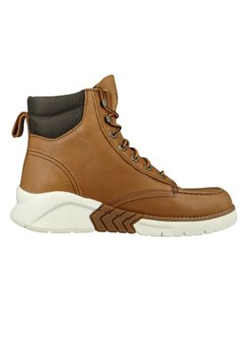 Timberland Mens Lace Up Larchmont Chukka Boots Brown Brown CA13HD – Bild 5