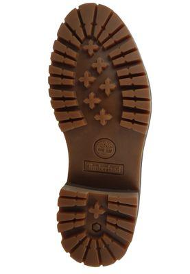 Timberland A2576 Courmayeur Valley Faux Fur Boot Damen Leder Stiefelette Dark Brown Nubuck Braun – Bild 7