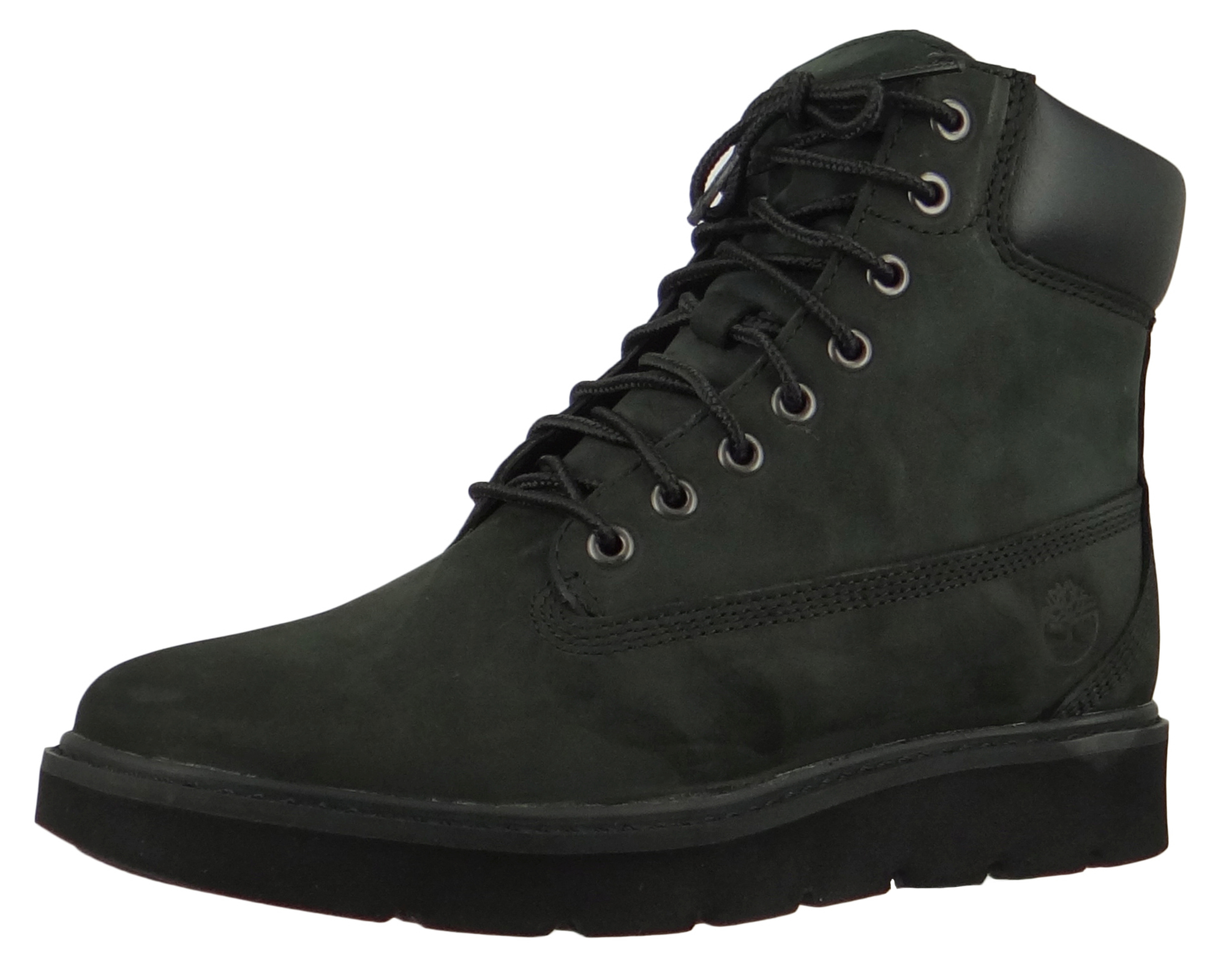Timberland A15TM Kenniston 6Inch Boot Damen Lace Up Stiefelette Black Nubuck Schwarz