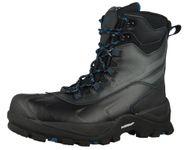 Columbia Bugaboot Plus III Omni-Heat BM1620-010 Men's Winter Boots Black Charcoal Black 001