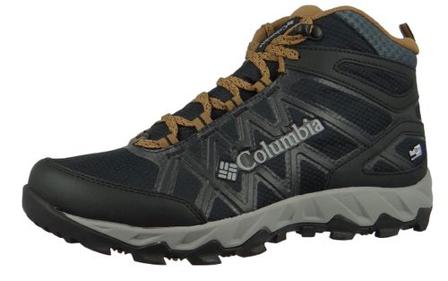 Columbia Herren Multisport-Schuh Woodburn 2  XCRSN II Low Leather Outdry Braun - BM1759-231 – Bild 1