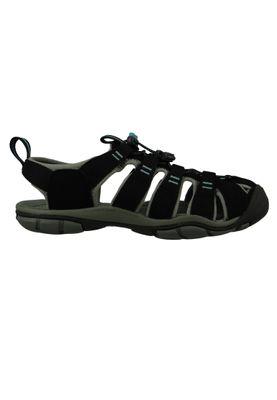 KEEN Women Sandals Water Sports Sandals Trekking Sandals CLEARWATER CNX Gray Gargoyle Norse Blue - 1008772 – Bild 5
