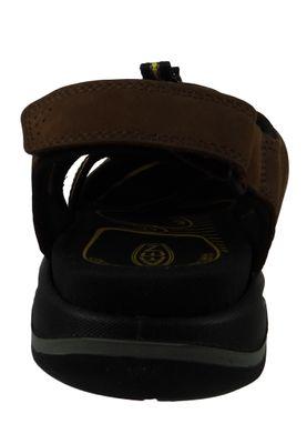 KEEN Men's Sandal Trekking Sandal Rialto Open Toe Black Gray Gray – Bild 4
