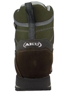 AKU 977-111 Trekker Lite III GTX Herren Wanderschuhe Trekkingschuhe Olive-Light Grey Olivgrün – Bild 2
