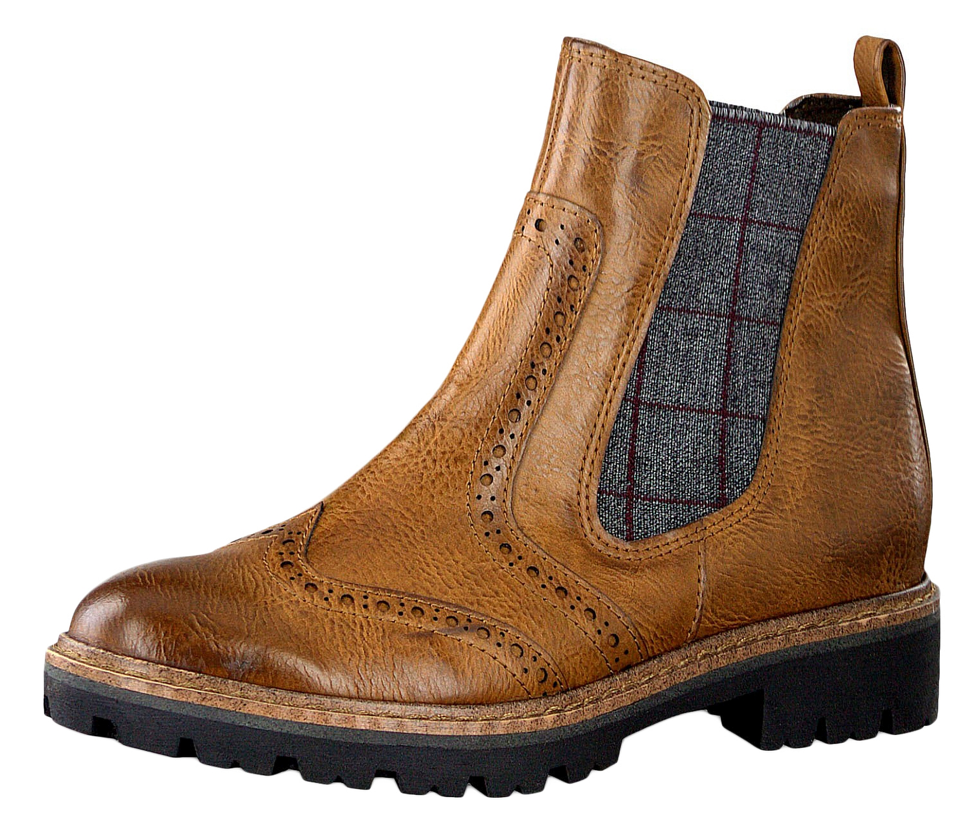 Marco Tozzi Ankle Boots grey Da. Stiefel