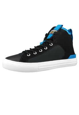 Converse Chucks 165340C  Chuck Taylor All Star Ultra Cons Force Mid Black Imperial Blue – Bild 2