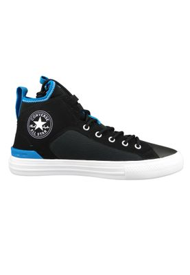 Converse Chucks 165340C  Chuck Taylor All Star Ultra Cons Force Mid Black Imperial Blue – Bild 5