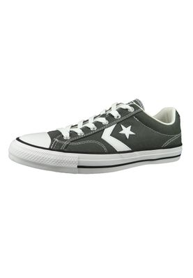 Converse Chucks 164400C Green Star Player OX Fir Orange Ox White