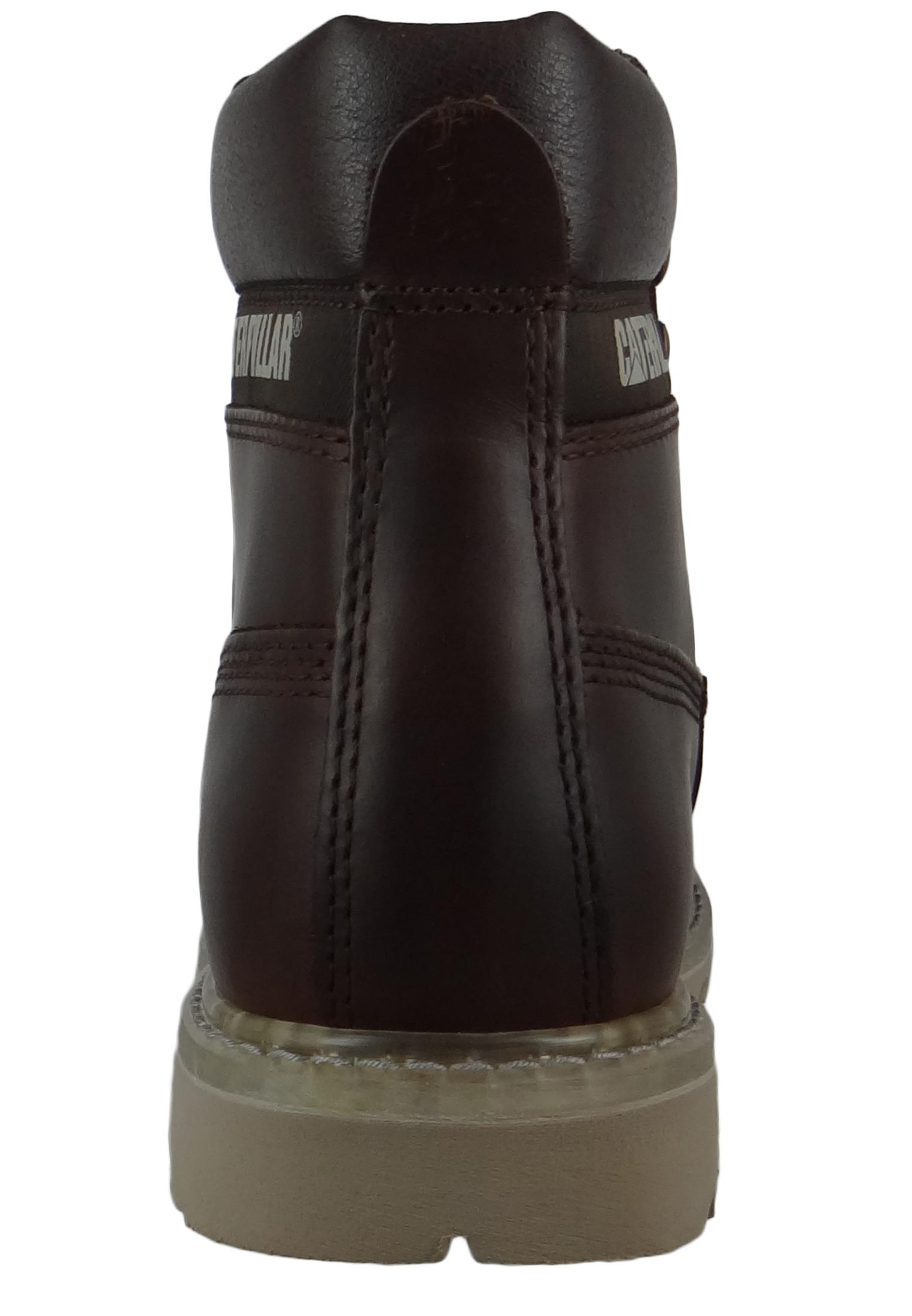 Caterpillar Damen Stiefel Snow Boots Schnür Boots in