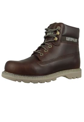 CAT Caterpillar P723534 Colorado Herren Boots Stiefel Soil Braun – Bild 1