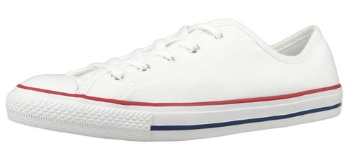Converse Chucks 564981C Weiss Chuck Taylor All Star Dainty GS Basic  White White Black