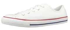 Converse Chucks 564981C Weiss Chuck Taylor All Star Dainty GS Basic  White White Black 001